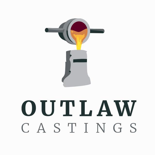 Outlaw Castings New Logo