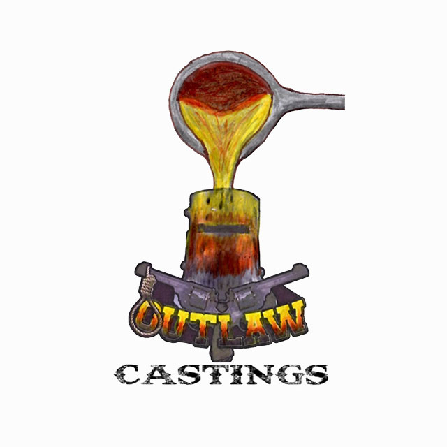 Outlaw Casings Old Logo