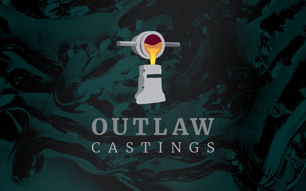 Outlaw Castings Mobile Header