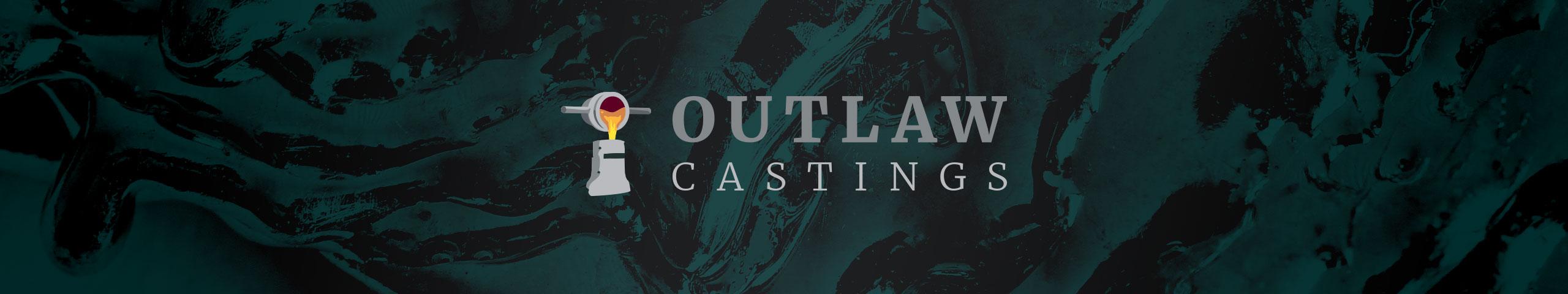 Outlaw Castings Logo Header